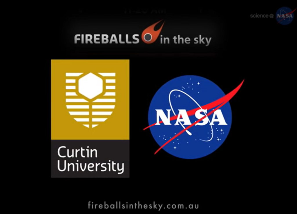 Fireballs in the Sky with NASA