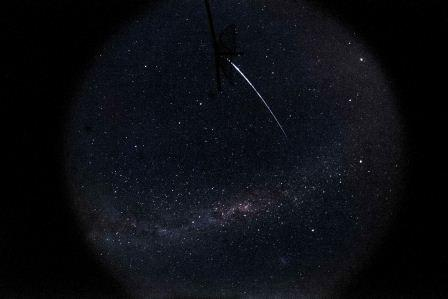Fireball over the Nullarbor - May 2014