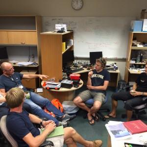 Fireballs team meeting - Perth Daytime Fireball