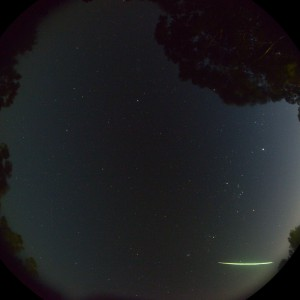Badgingarra green fireball, August 4th, 2014, approximately 6am