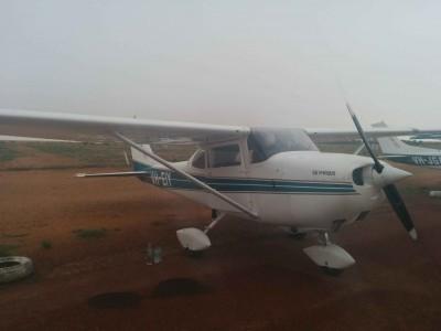 Trevor's plane