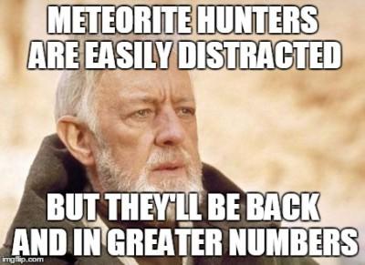 Meteorite Hunters