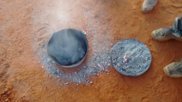 Mmm tasty charcoal