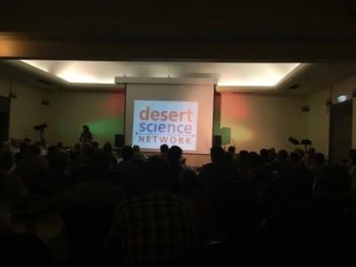 Desert Science Network launch