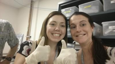 Lucy Ellie Stardust lab